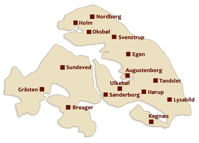Arkiverne – Sønderborg Kommunes Lokalhistoriske Arkivsamvirke